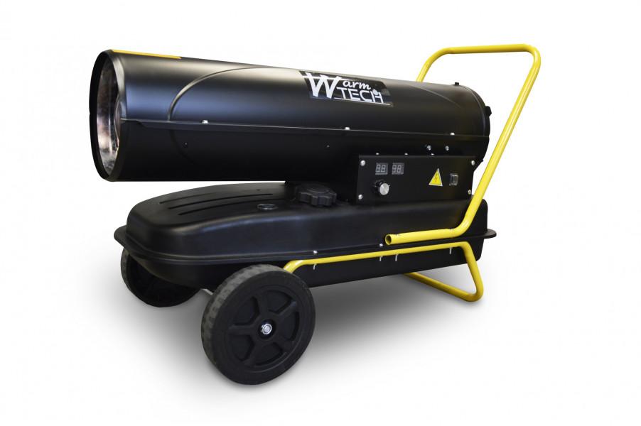 Warmtech Directe Diesel Heater op Wielen 30 KW